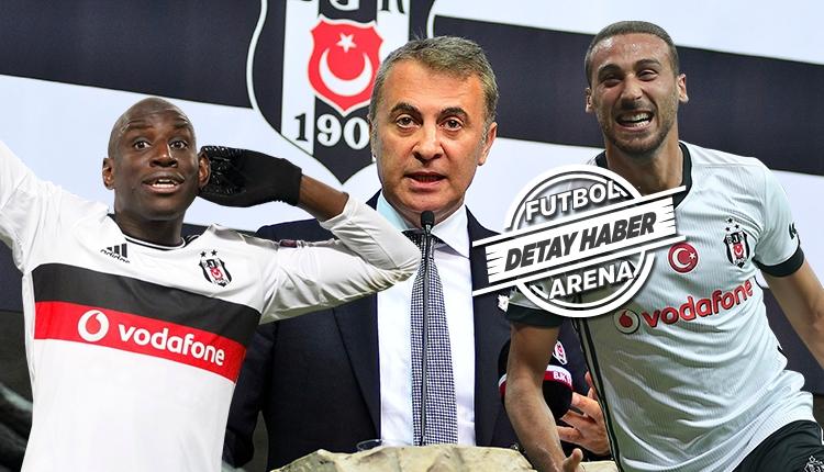 Fikret Orman'ın başkanlığında Beşiktaş'ın golcü transferi raporu