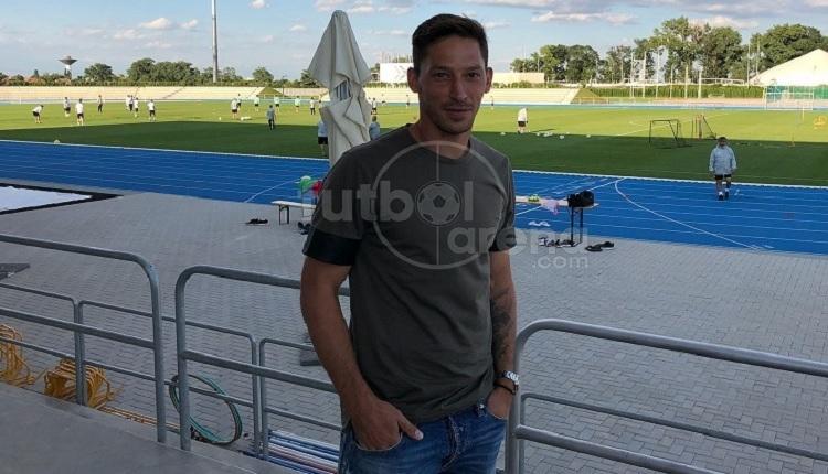 Filip Holosko Beşiktaş'ın kampında!