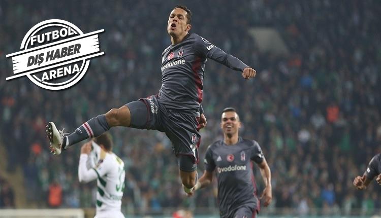 BJK Transfer: Flamengo, Ryan Babel'den sonra Adriano'nun da peşinde!