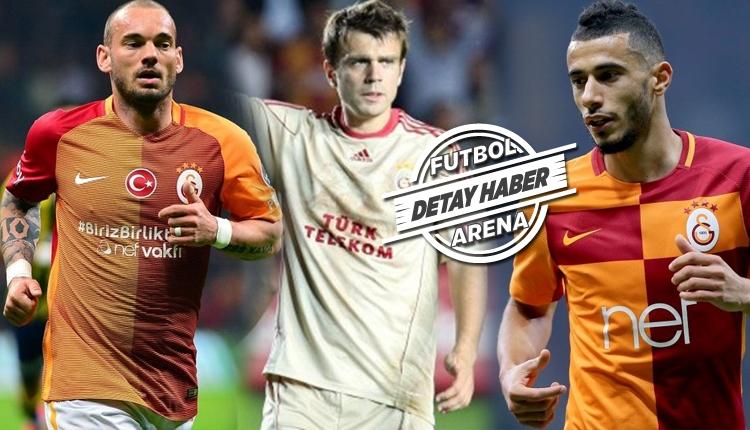 GS Transfer: Galatasaray 10 numaraya 36 milyon Euro harcadı!