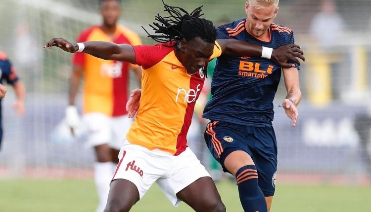 Galatasaray 1-2 Valencia maç özeti ve golleri (İZLE)