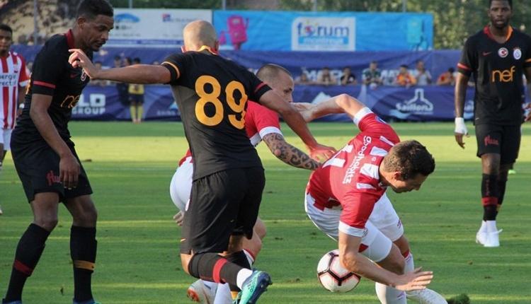 Galatasaray 1-3 PSV maç özeti ve golleri (İZLE)