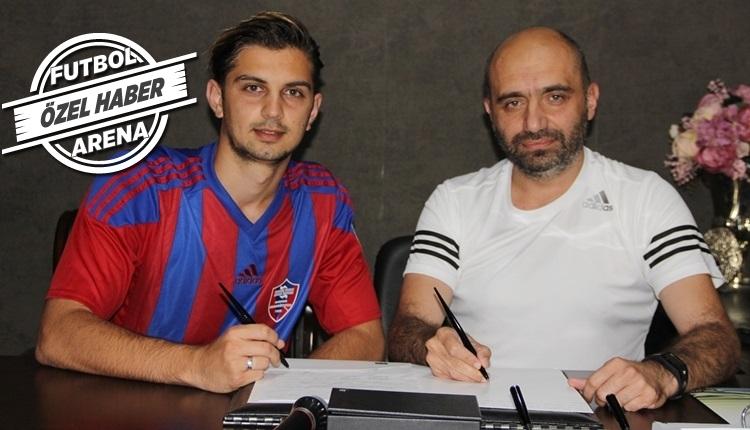 GS Transfer: Galatasaray, Çağlar Şahin Akbaba'yı transfer etti mi?