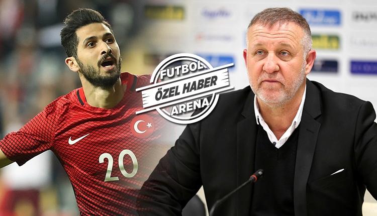 Galatasaray, Emre Akbaba'yı transfer etti mi?