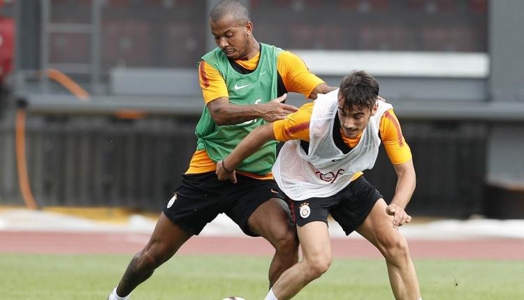 GS Haberleri: Galatasaray, İsviçre kampındaki hazırlıklarını sürdürdü
