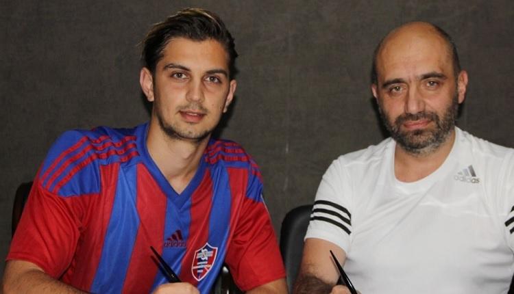 Galatasaray kaleci Çağlar'ı transfer etti (Çağlar Şahin Akbaba kimdir, kaç yaşında, nereli?)