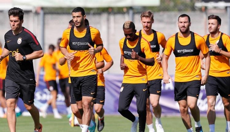 Galatasaray, Sakaryaspor ile hazırlık maçı yapacak (Sakaryaspor-Galatasaray maçı hangi gün, saat kaçta?)