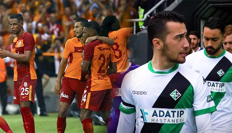 Galatasaray Sakaryaspor maçı Galatasaray TV izle (GS TV Canlı izle, Galatasaray.com İZLE)
