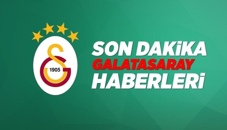 Galatasaray Son Dakika Haber - Trezeguet transfer masasından kalktı! (11 Temmuz 2018 Galatasaray haberi)