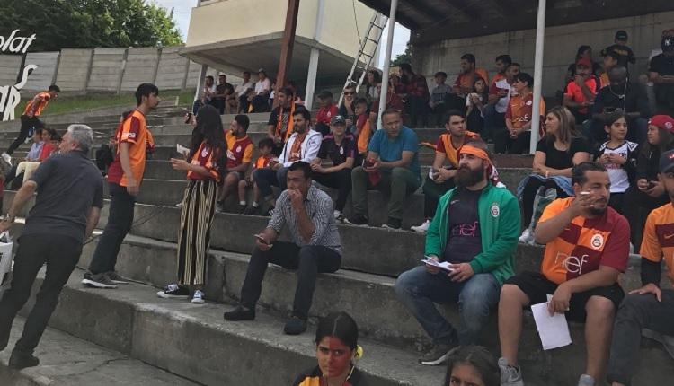 Galatasaray - Valencia maçı öncesi tatsız gelişme! Bir taraftar...