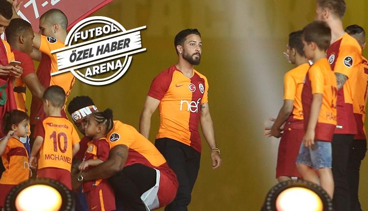 Galatasaray yönetiminde Tarık Çamdal kararı