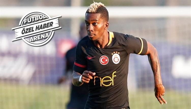 Galatasaray yönetimininden Henry Onyekuru kararı