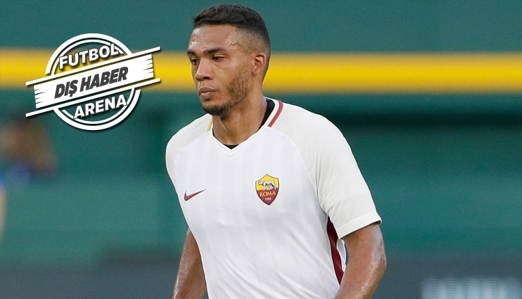 Galatasaray'a Roma'dan Juan Jesus müjdesi