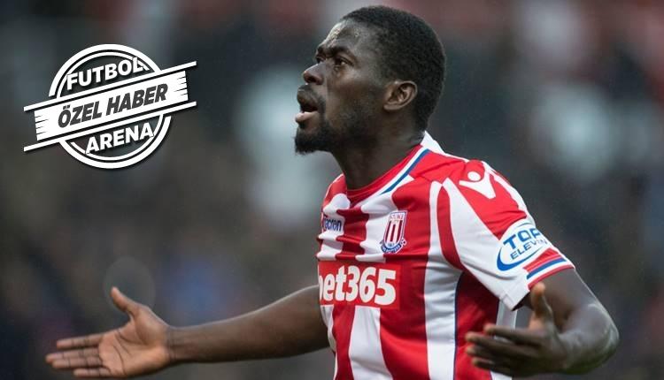 Galatasaray'a Stoke City'den Badou Ndiaye yanıtı