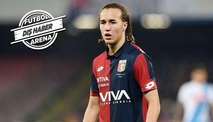 Galatasaray'a yazılan Diego Laxalt için Zenit'ten dev teklif!