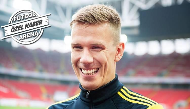 GS Transfer: Galatasaray'a yeni isim Pontus Wernbloom