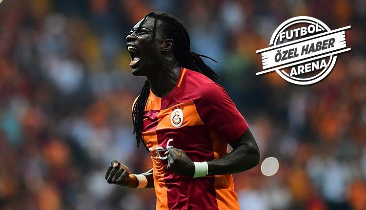 Galatasaray'da Bafetimbi Gomis için kritik gün!