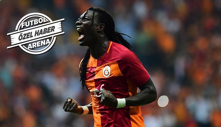 Galatasaray'da Bafetimbi Gomis menajeriyle görüşecek!