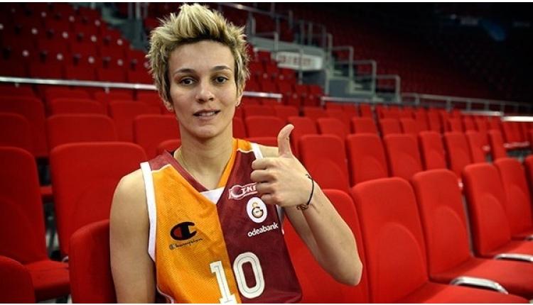 Galatasaray'da Işıl Alben'den iddialara yanıt