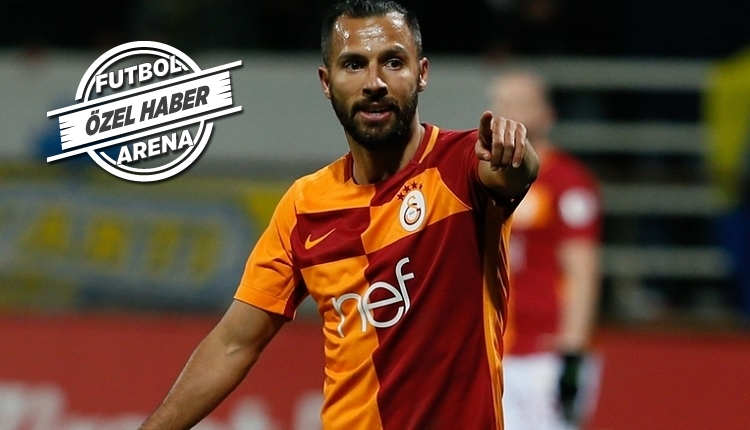 Galatasaray'da Yasin Öztekin Bursaspor yolunda