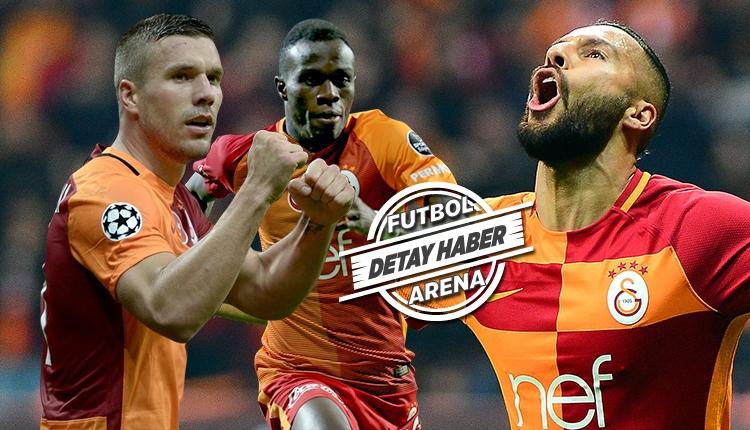 Galatasaray'da Yasin Öztekin son 4 sezona damga vurdu