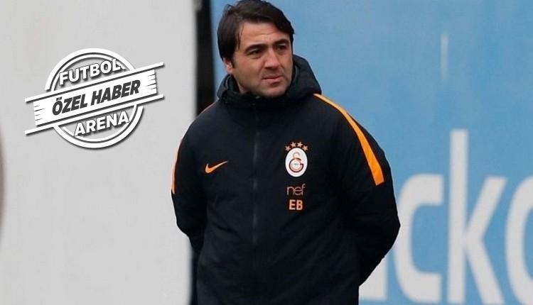 Galatasaray'ın altyapısında değişim