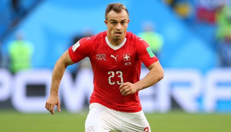 Galatasaray'ın istediği Xherdan Shaqiri Liverpool'a gidiyor