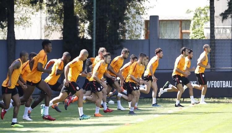 Galatasaray'ın kamp kadrosu açıklandı! Tarık Çamdal ile Tolga Ciğerci