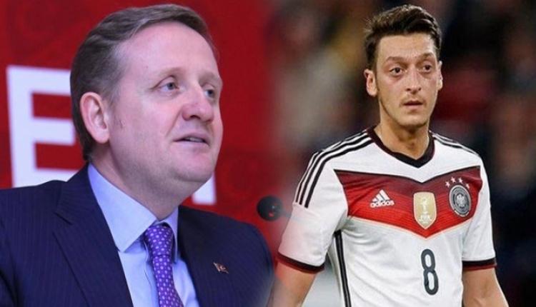 Göksel Gümüşdağ: ''Mesut Özil'e Başakşehir kapıları açık!''