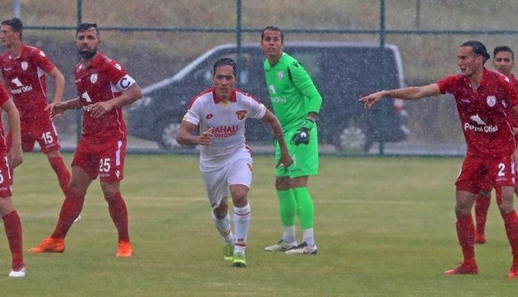 Göztepe 2-0 Altınordu maçı özeti ve golleri