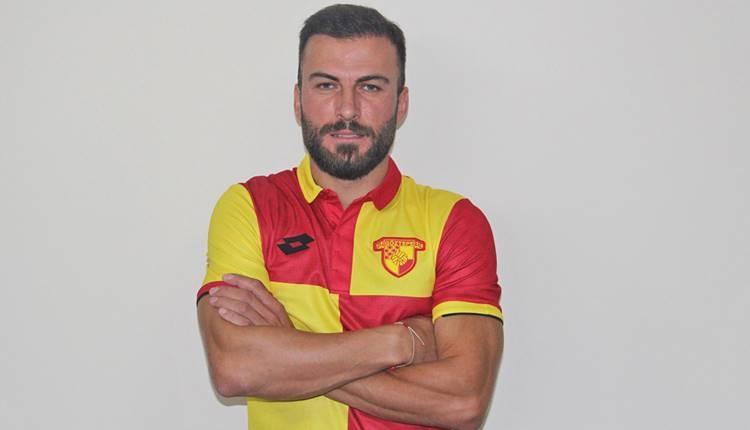 Göztepe, Alanyaspor'dan Berkan Emir'i transfer etti