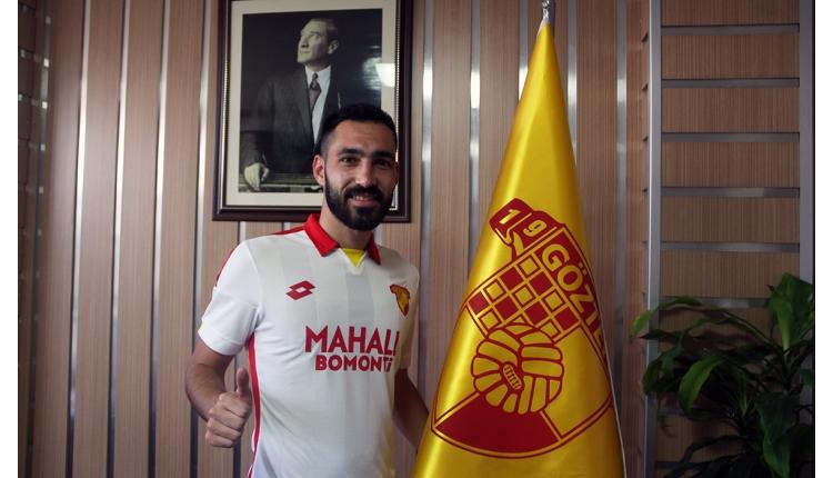 Göztepe, Samed Ali Kaya'yı transfer etti
