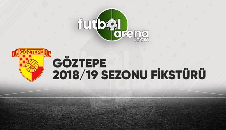 Göztepe'nin fikstürü açıklandı! (Göztepe 2018/2019 maçları - Göztepe fikstür)