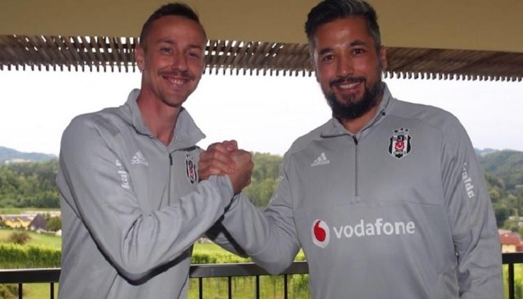 Guti ve İlhan Mansız'ın Beşiktaş'ta ilk sözleri