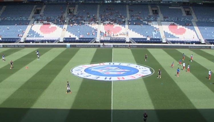 Heerenveen 2-1 Kayserispor maç özeti ve golleri (İZLE)