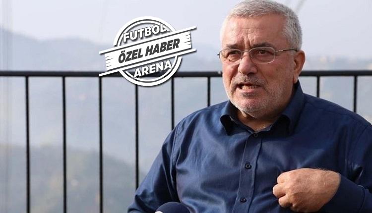 Hilmi Öksüz'den FutbolArena'ya Trezeguet açıklaması