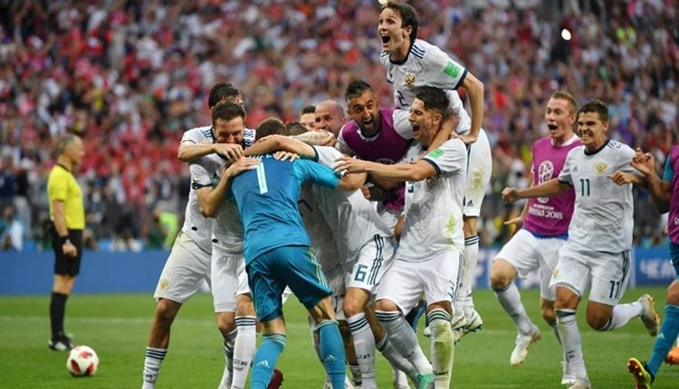 Dünya Kupası Haberleri: İspanya - Rusya maçının hikayesi; Skandalın sayısı 0,6