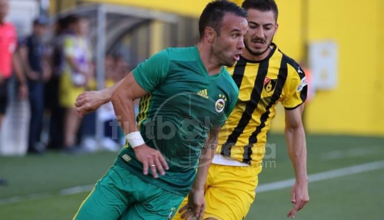 İstanbulspor 1-1 Fenerbahçe maç özeti ve golleri (İZLE)