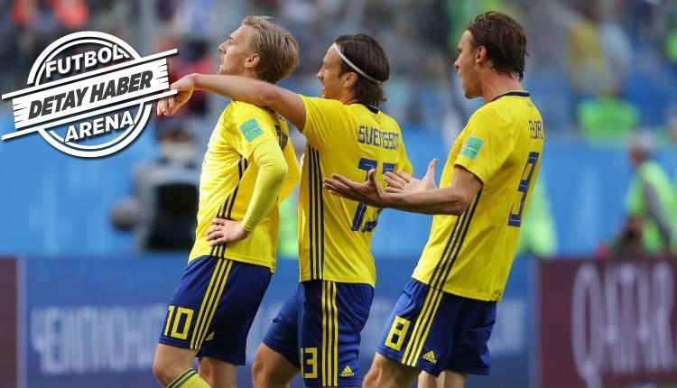 İsveç'te 24 yıl sonra çeyrek final heyecanı!