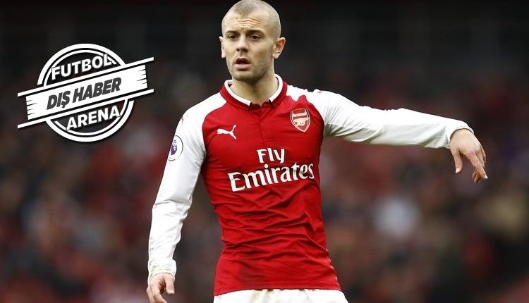 FB Transfer: Jack Wilshere, West Ham ile anlaşmak üzere