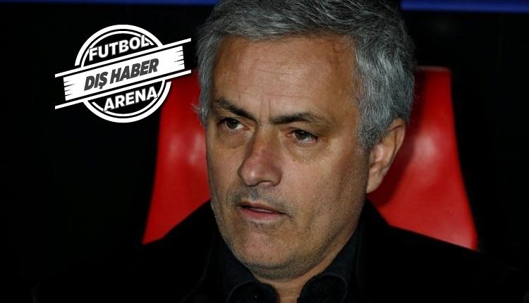 Jose Mourinho yönetime tepkili: Böyle transfer yapılmaz