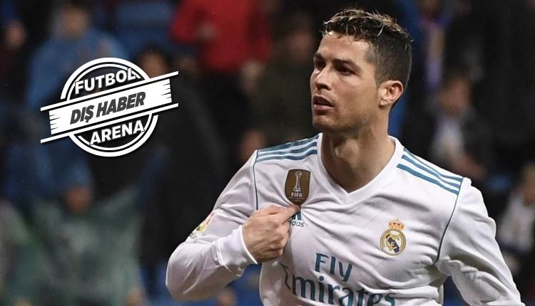 Juventus'tan Cristiano Ronaldo'ya 120 milyon Euro