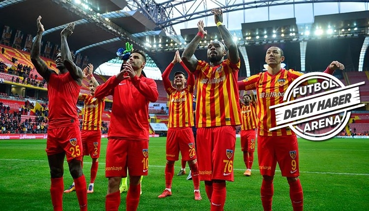 Kayserispor transferde son 10 yıla damga vurdu! 34 milyon Euro