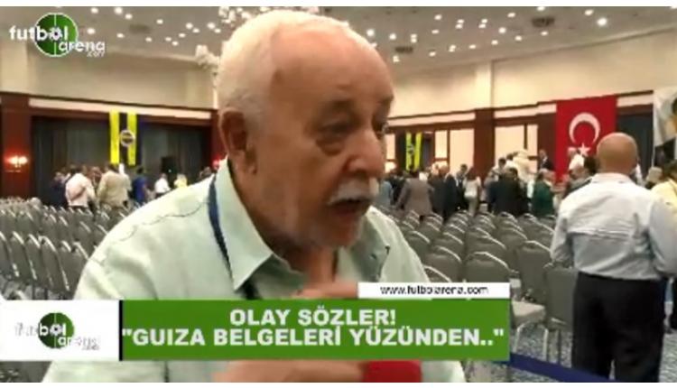 Kemal Belgin'den Ali Koç ile ilgili 'Guiza' itirafı
