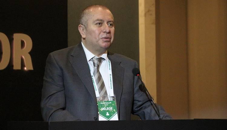 Konyaspor Başkanı Hilmi Kulluk'tan fikstür yorumu