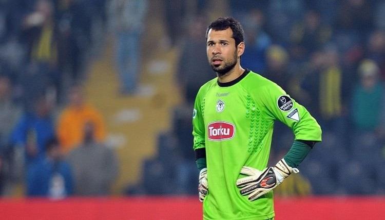 Konyaspor'da Serkan Kırıntılı'nın sözleşmesi uzatıldı
