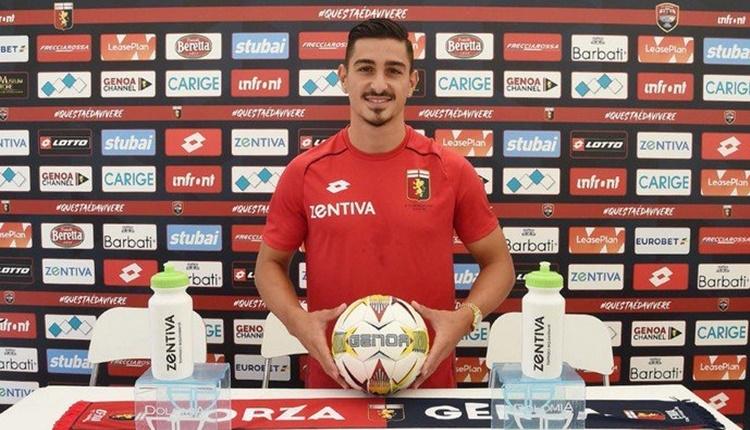 GS Transfer: Koray Günter, Genoa'ya transfer oldu