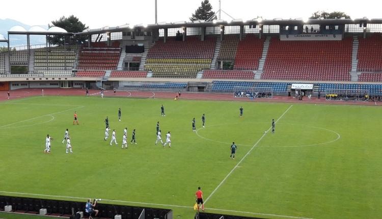 Lausanne 2-1 Fenerbahçe maç özeti ve golleri (İZLE)