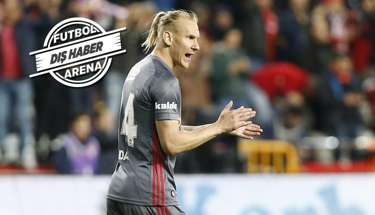 BJK Transfer: Liverpool, Domagoj Vida için Türkiye'ye geliyor