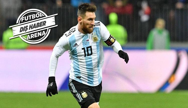 Messi'nin hareketlerini taklit ederken hayatını kaybetti